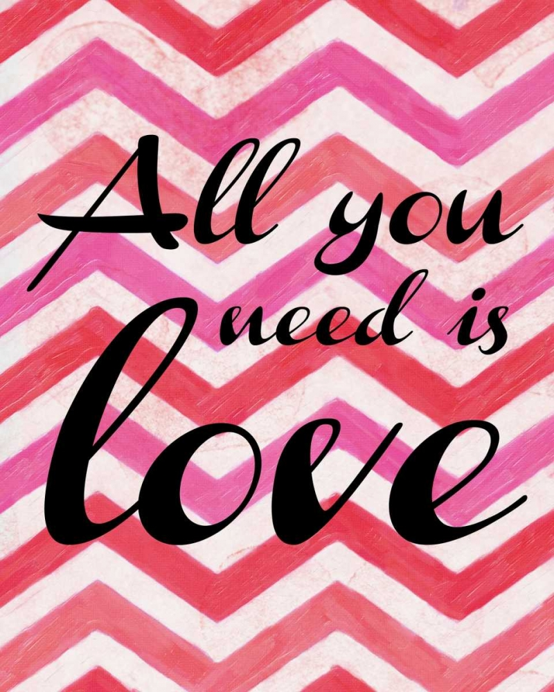 ALL YOU NEED IS LOVE Greene, Taylor 40043