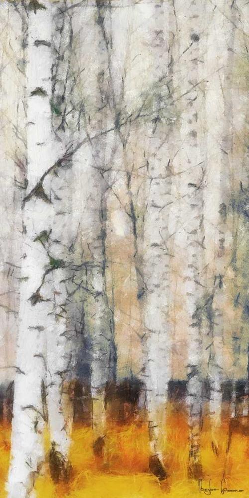 Saffron Timber Panel 1 Greene, Taylor 40050
