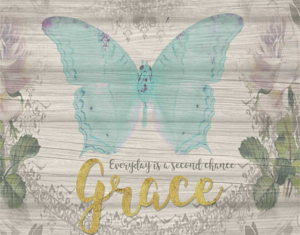 Everyday Is A Second Chance, Grace Greene, Taylor 162561