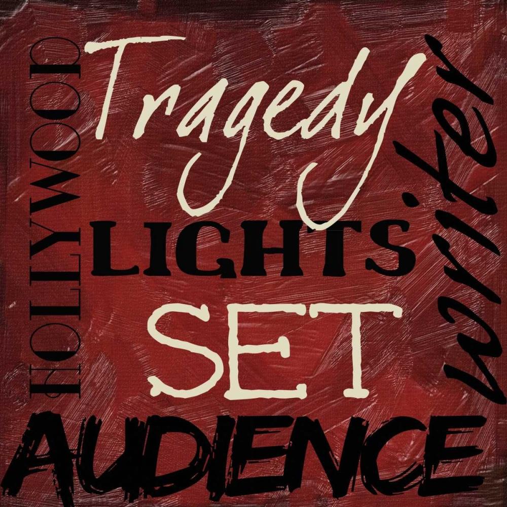 LIGHTS CAMERA ACTION_SET Greene, Taylor 40169