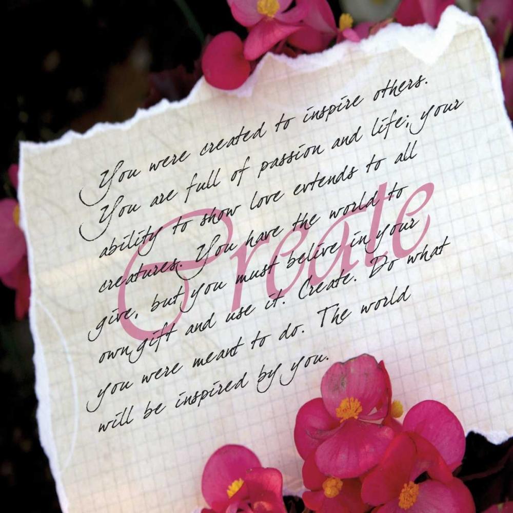 Pink Flowers Greene, Taylor 40226
