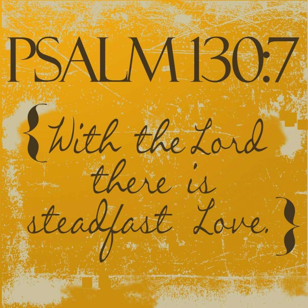 Psalms 130-7-Orange Greene, Taylor 40515