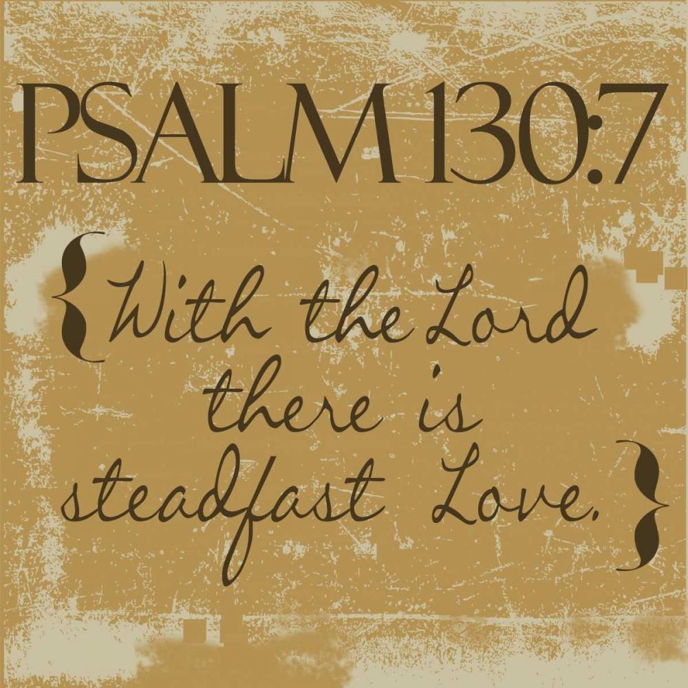 Psalms 130-7-Gold Greene, Taylor 40514