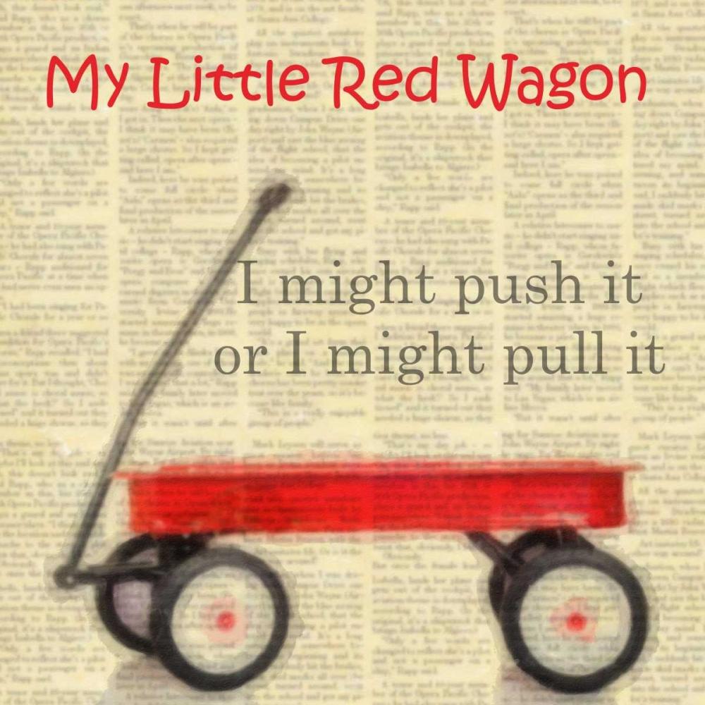 RED WAGON Greene, Taylor 40556
