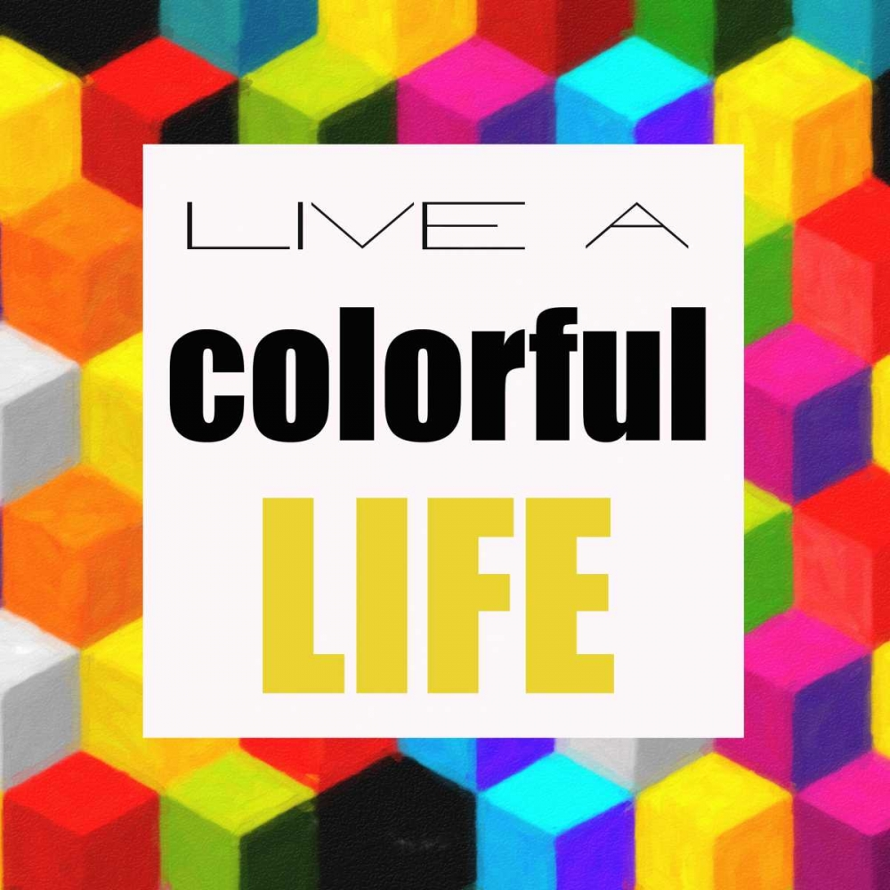 Live A Colorful Life Greene, Taylor 40697