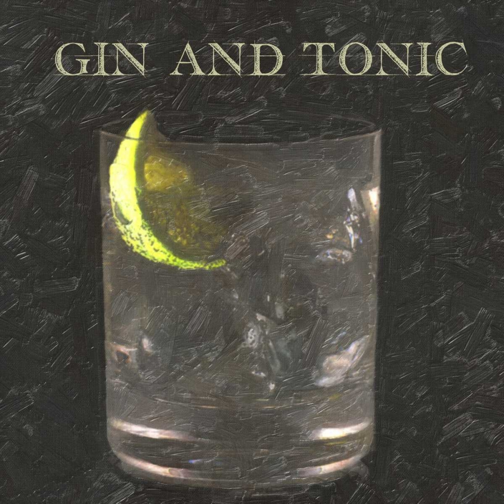 GIN AND TONIC BLK Greene, Taylor 40991