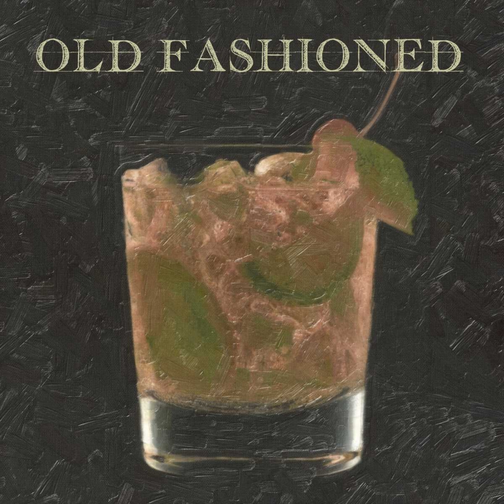 OLD FASHIONED BLK Greene, Taylor 40992