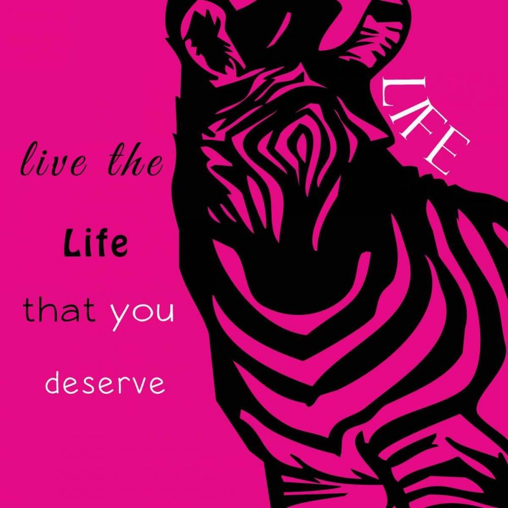 Zebra Life Greene, Taylor 41047