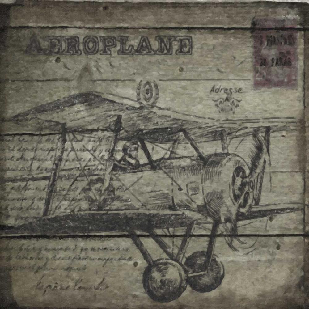 Vintage  Aeroplane Greene, Taylor 39261
