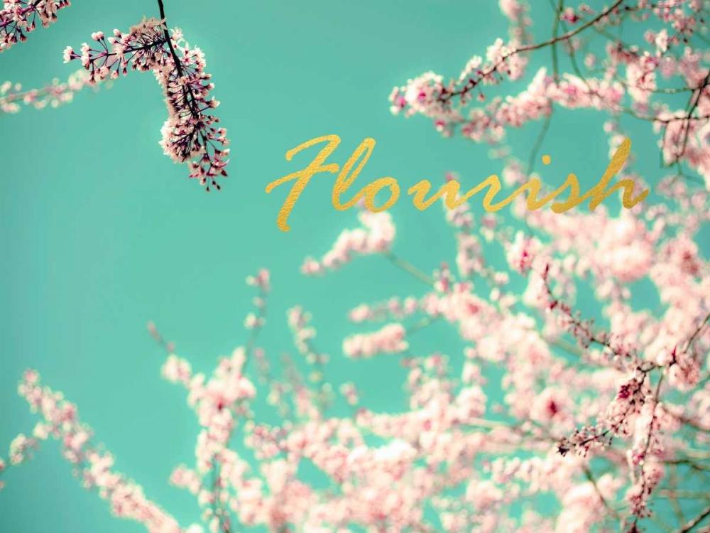 Flourish Apple Sky Telik, Tracey 106994