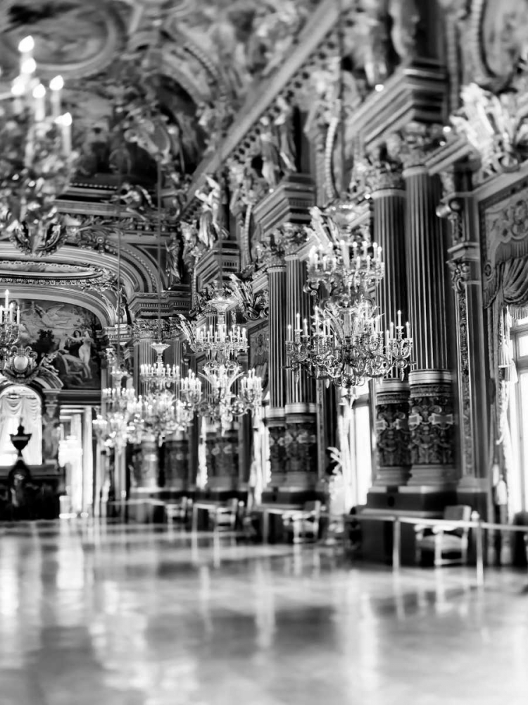 Palais Garnier Telik, Tracey 107044