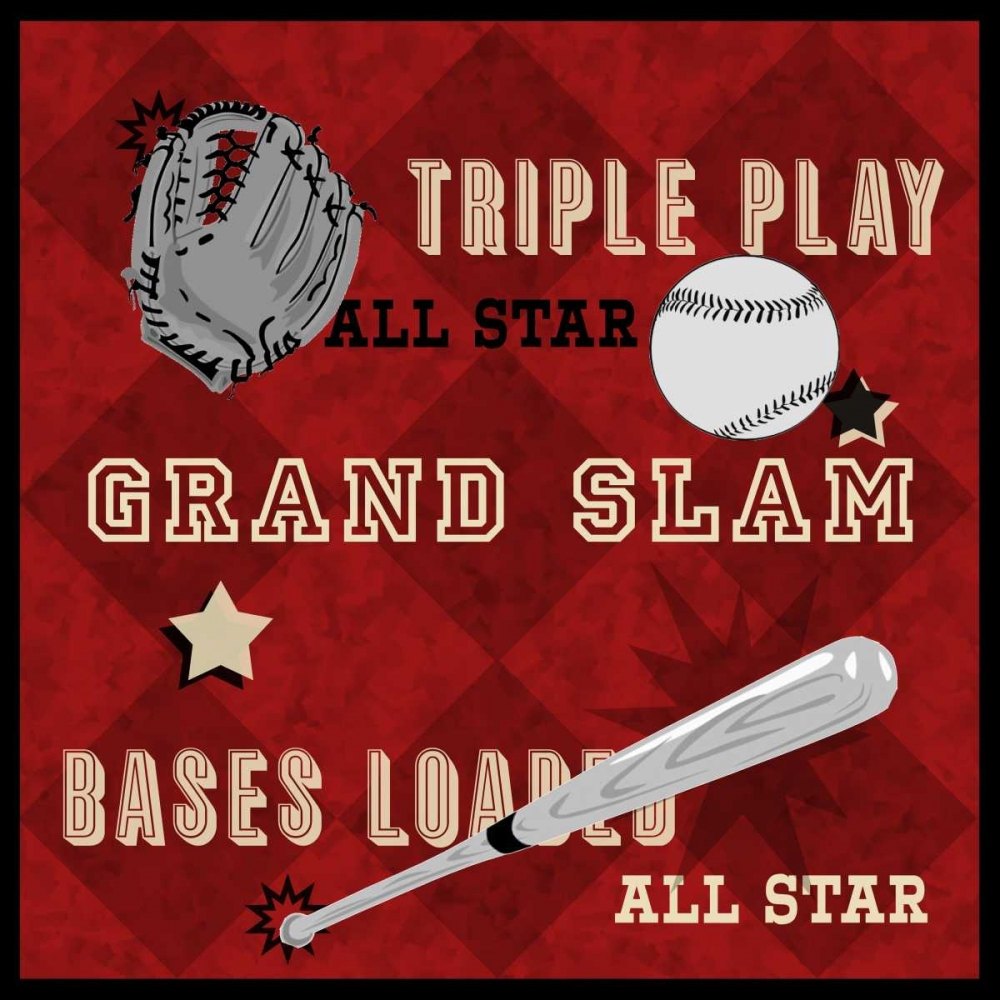 Triple Play Pazan, Tony 31620