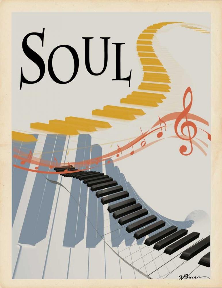 Soul Keys Brown, Victoria 139654