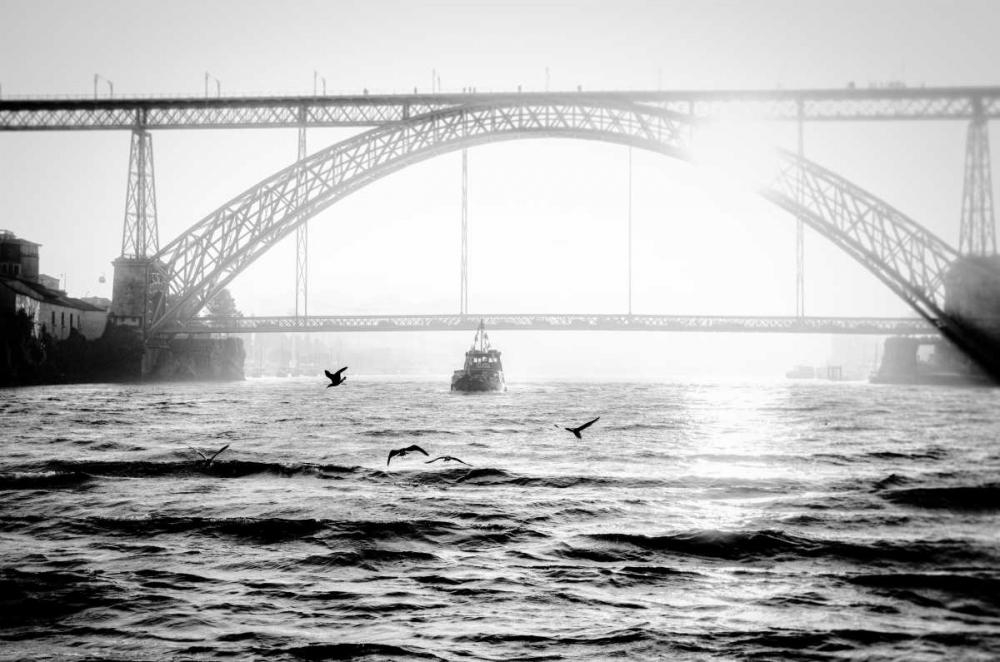 Portugal Porto BW Bridge Kostka, Vladimir 162647
