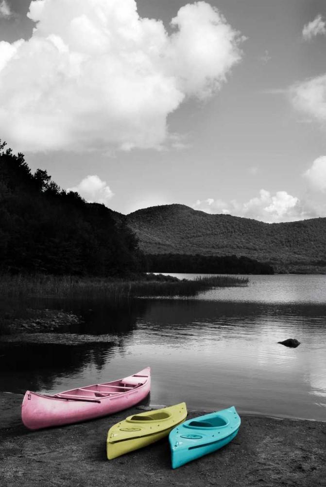 Kayak Pastels Foschino, Suzanne 139732