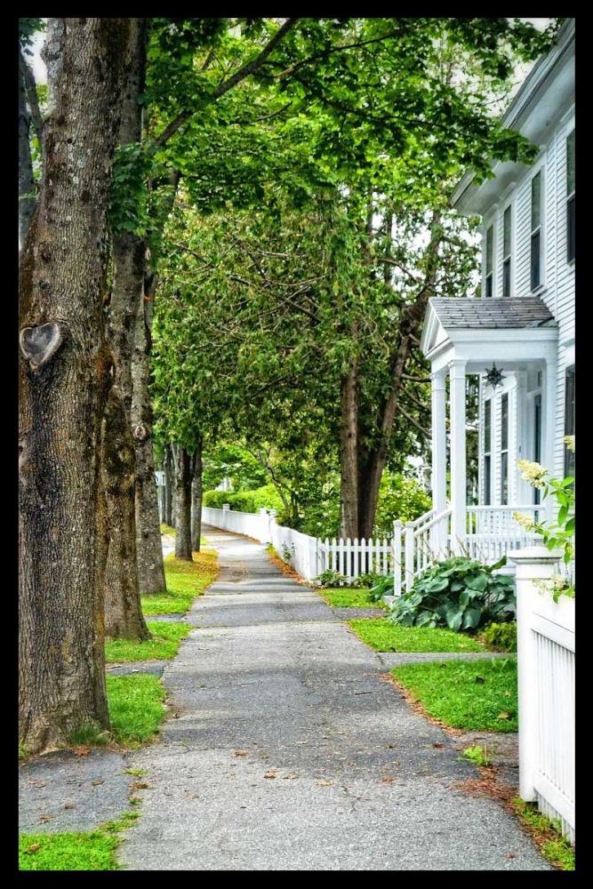 Country Town Sidewalk Foschino, Suzanne 153028