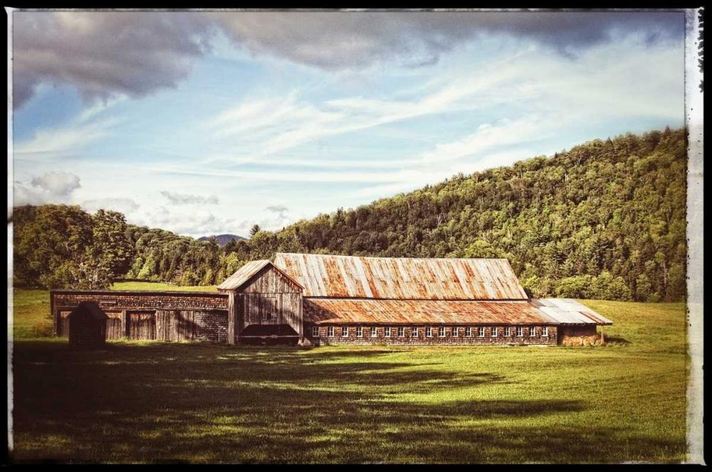 Country Barn 3 Vintage Foschino, Suzanne 153036