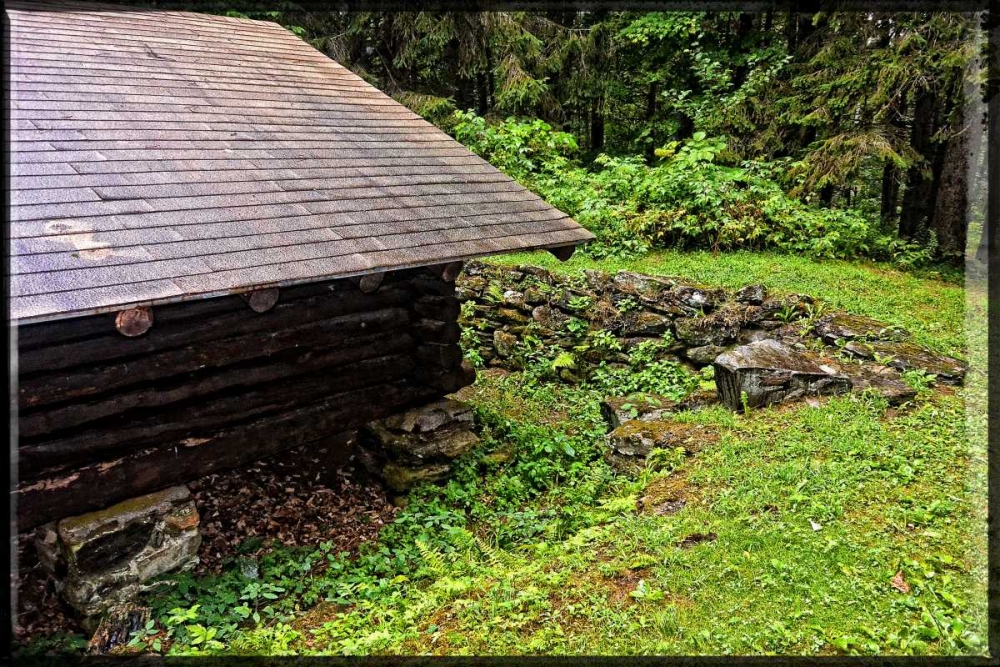 Deep Woods Lean To Vintage Foschino, Suzanne 153046