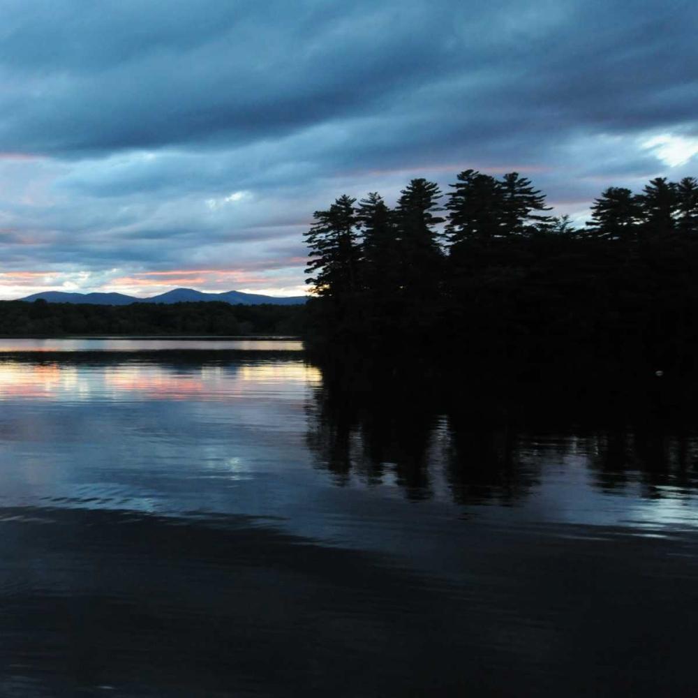 Sunset Lake Pink 2 Foschino, Suzanne 138789