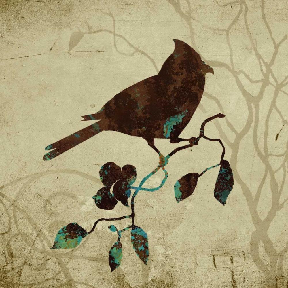 Birds in Blue I Butler, Steve 6939