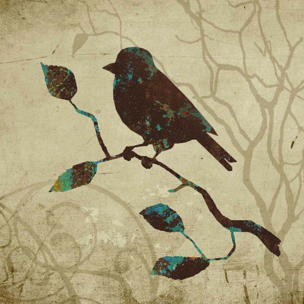 Birds in Blue IV Butler, Steve 6942