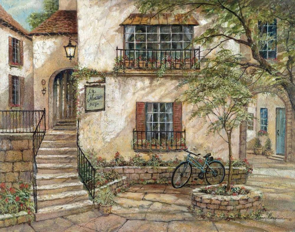 La Maison du Vin Manning, Ruane 55504