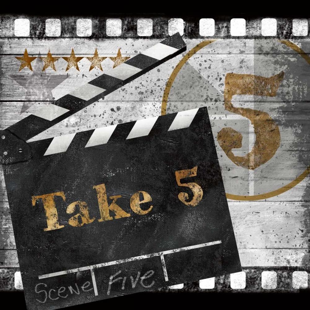 Take Five Knutsen, Conrad 21228