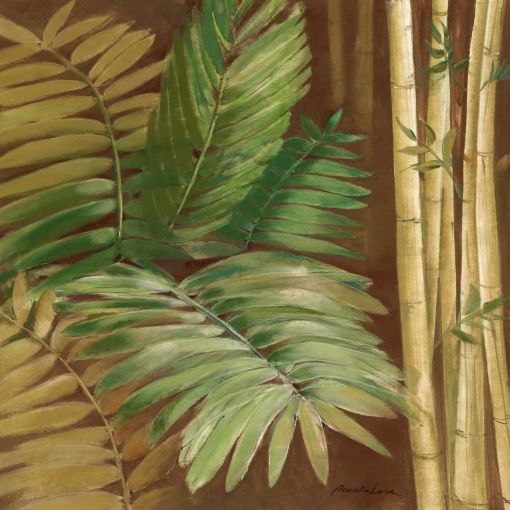 Bamboo and Palms II Luer, Pamela 35868