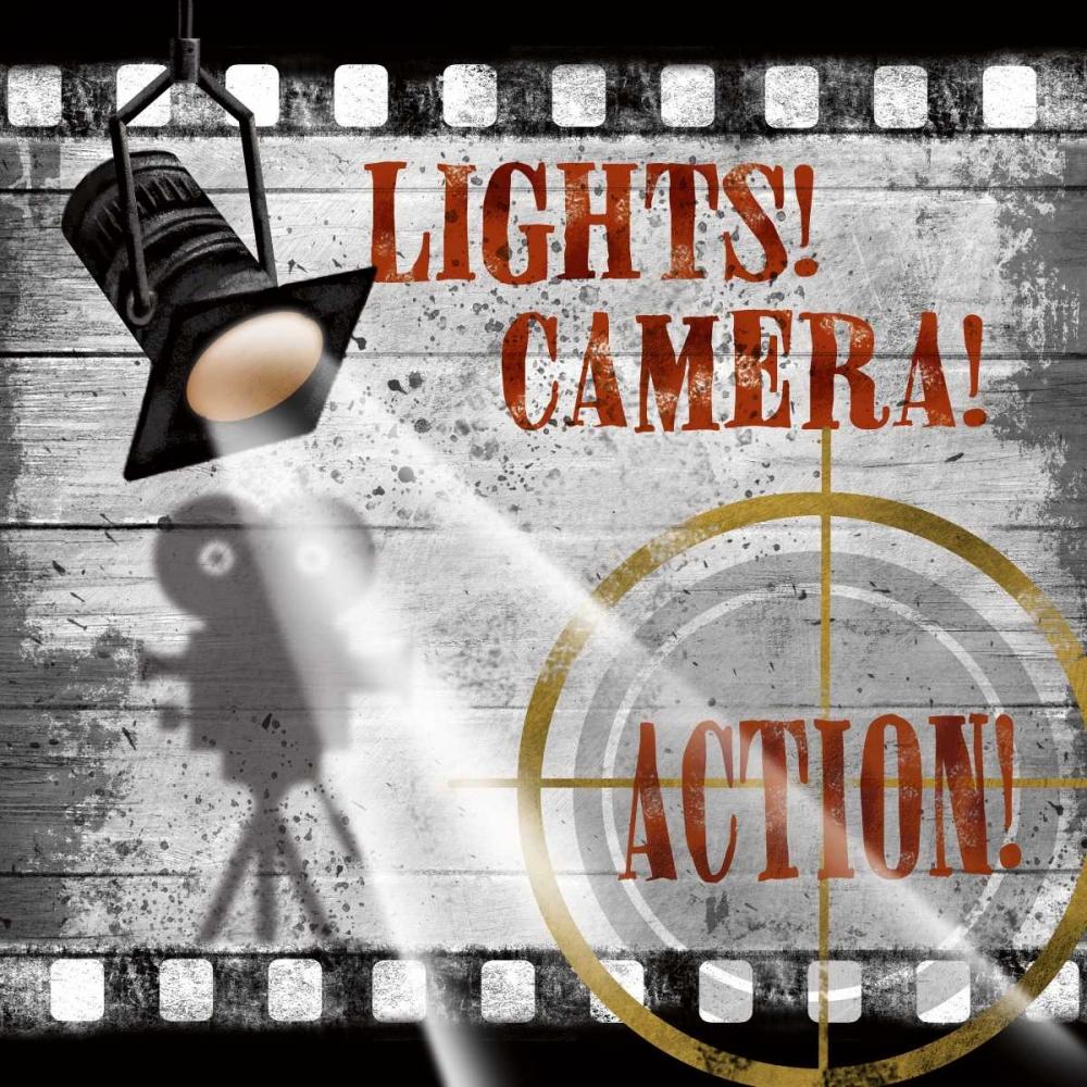 Lights-Camera Knutsen, Conrad 21263