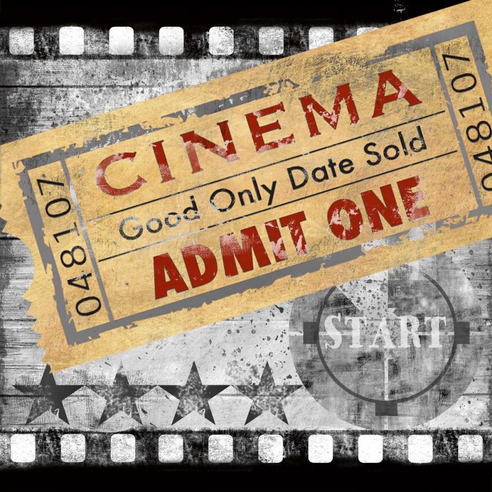 Cinema Knutsen, Conrad 21264