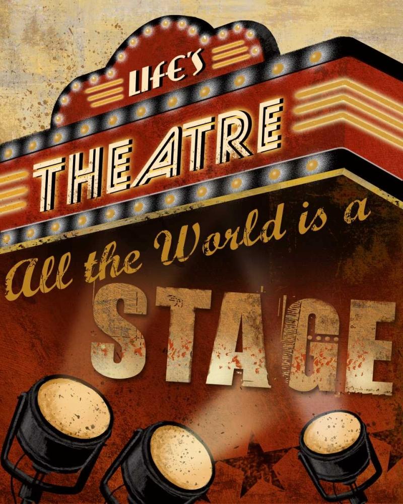 Lifes Theatre Knutsen, Conrad 21281