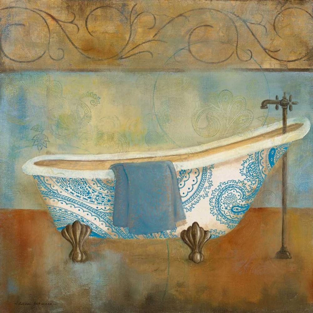Paisley Bath I Robinson, Carol 55523