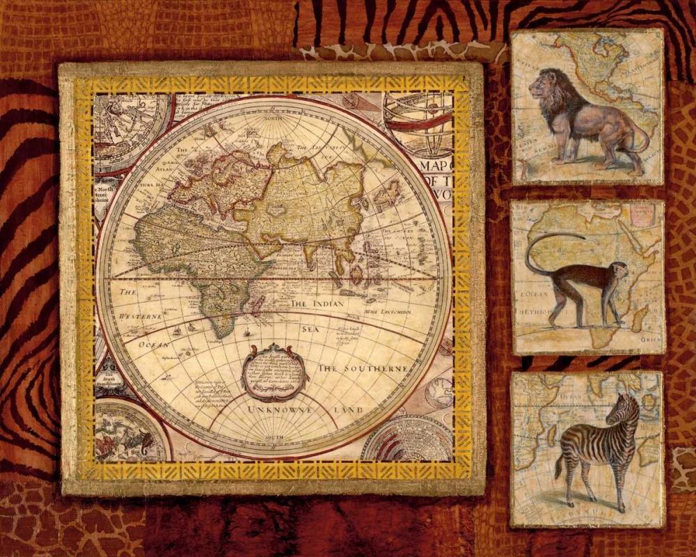 Journey to Africa II Tava Studios 7969