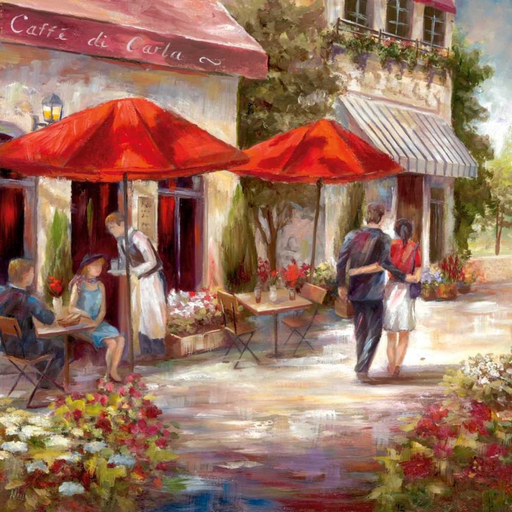 Cafe Afternoon I Nan 101900