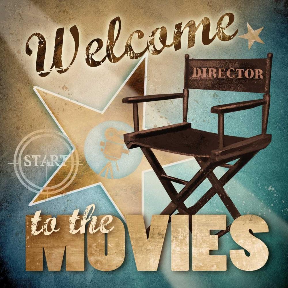 Welcome ToThe Movies Knutsen, Conrad 21414