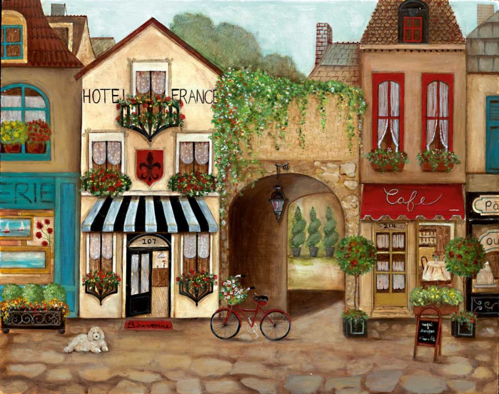 French Hotel Tava Studios 34277