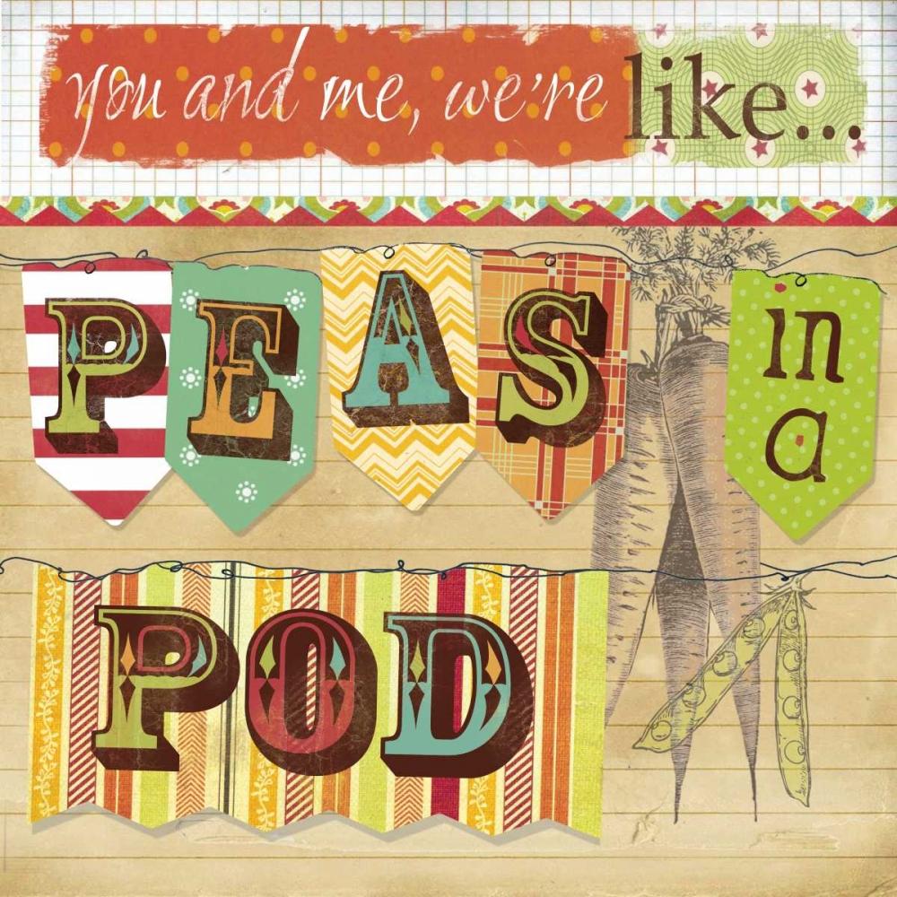 Peas In A Pod Robinson, Carol 21629