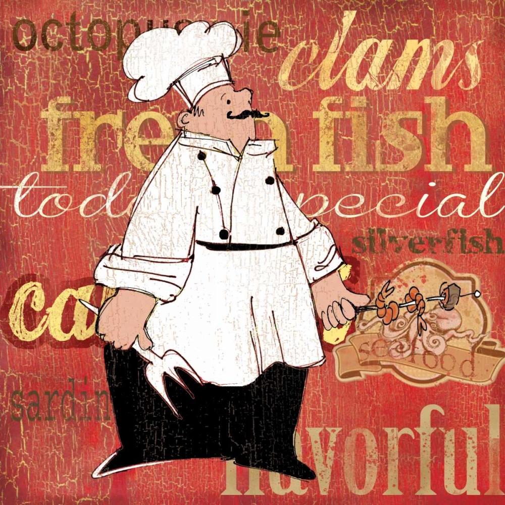 Fresh Fish Robinson, Carol 21637