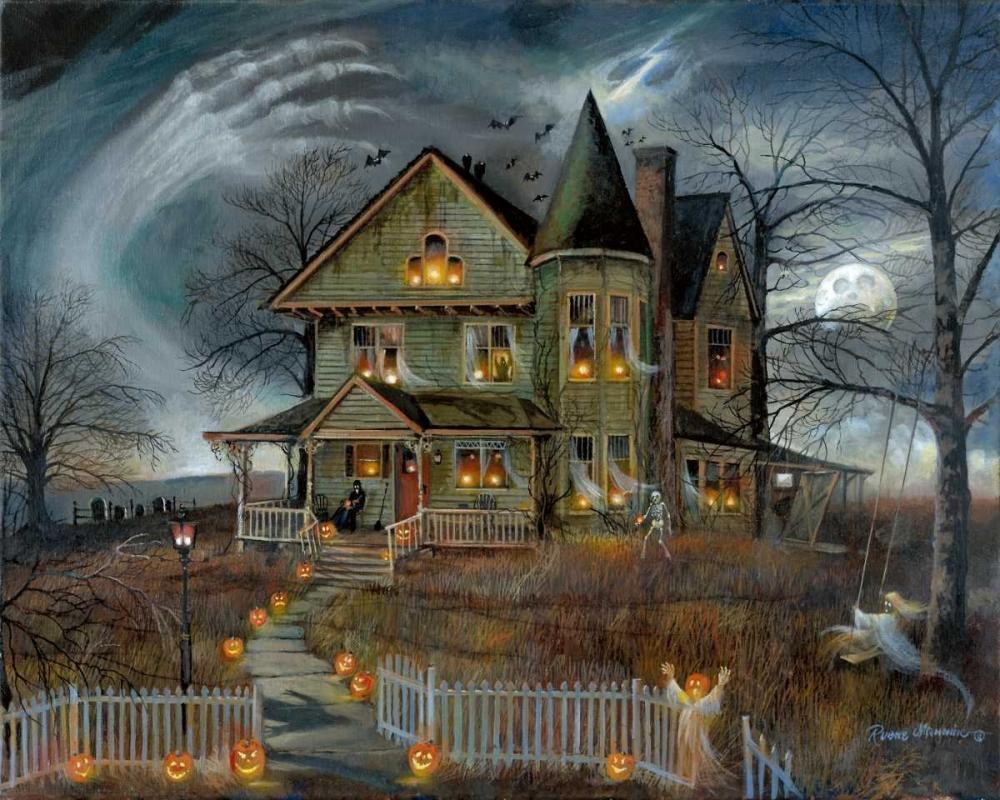 Haunted House Manning, Ruane 55537