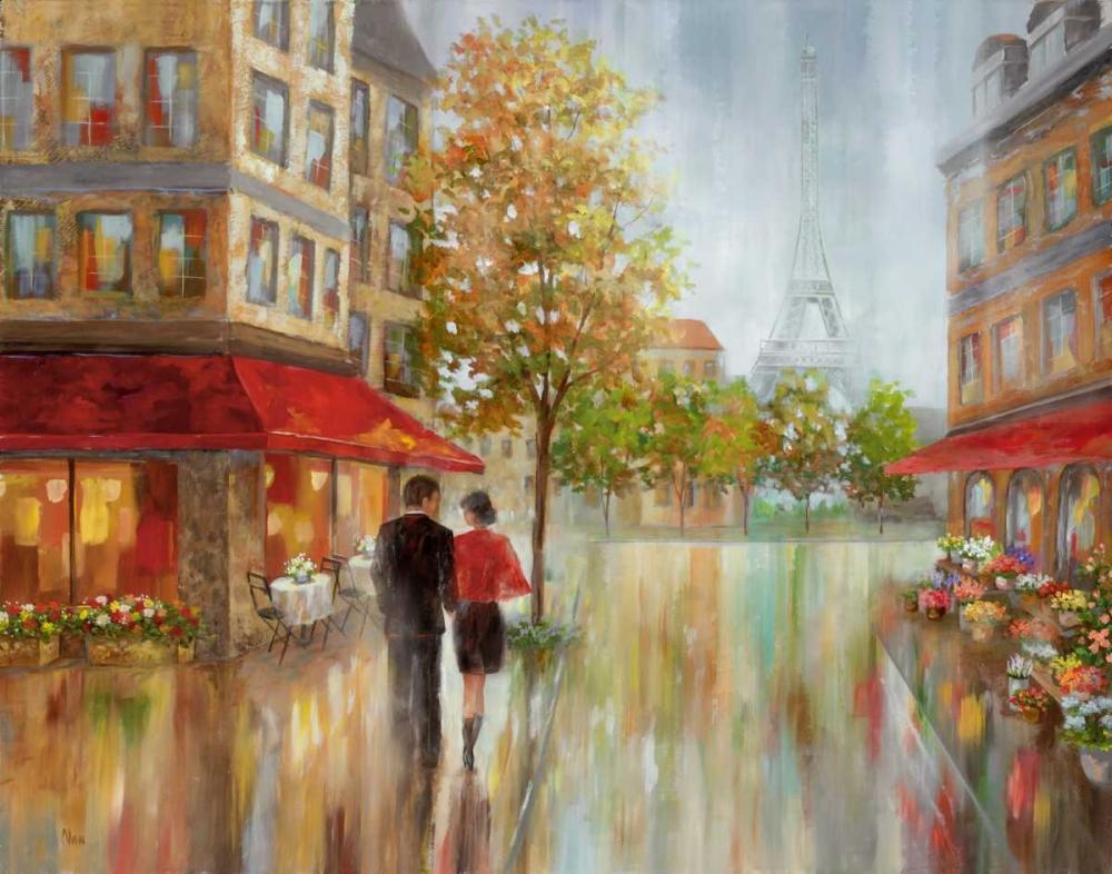 Romantic Promenade II Nan 35969