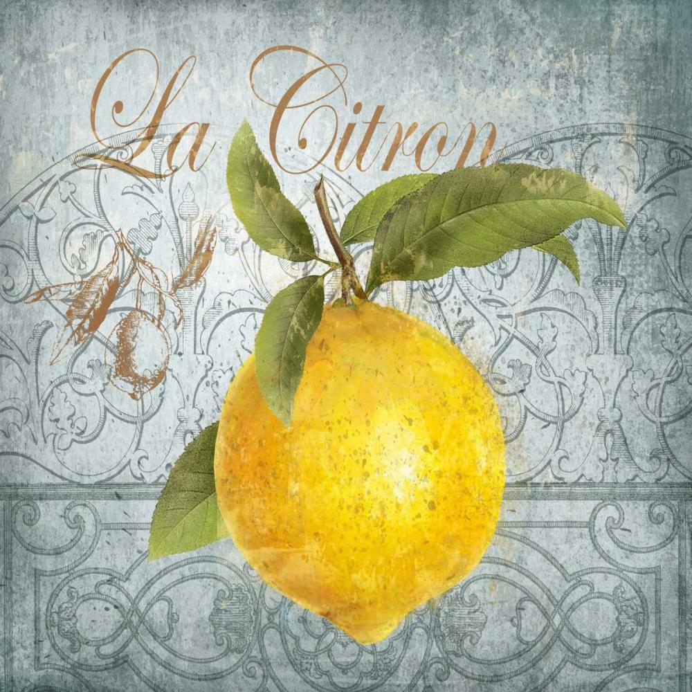La Citron Knutsen, Conrad 34233
