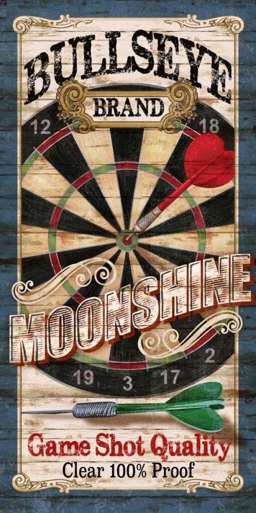 Bullseye Moonshine Knusten, Conrad 126095