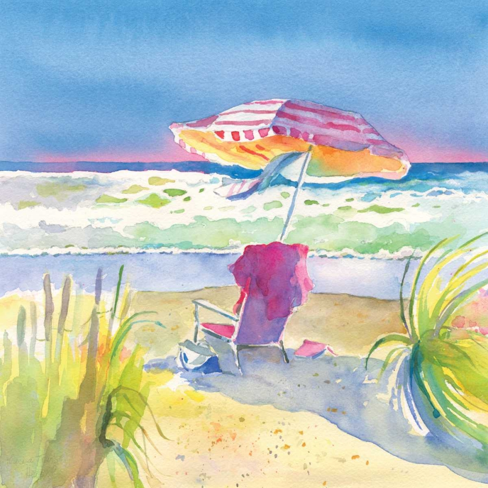 Beach Bliss II Troise Heidel, Theresa 95559