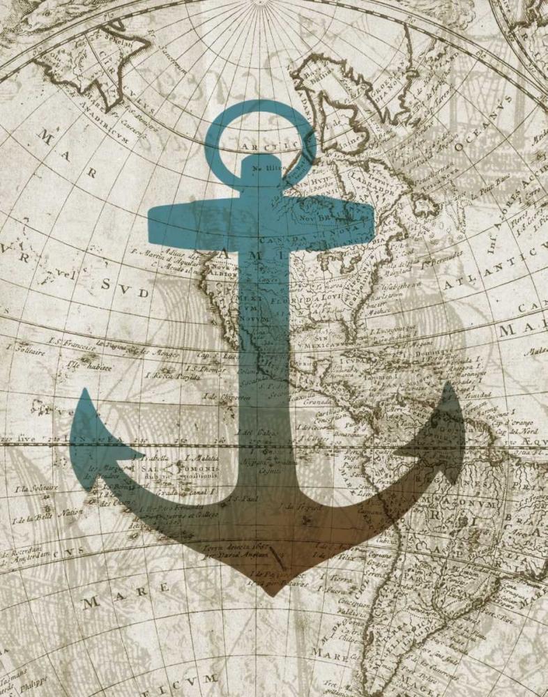 Sea Anchor Knutsen, Conrad 95749