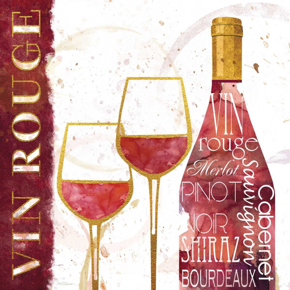 Vin Rouge Robinson, Carol 124228
