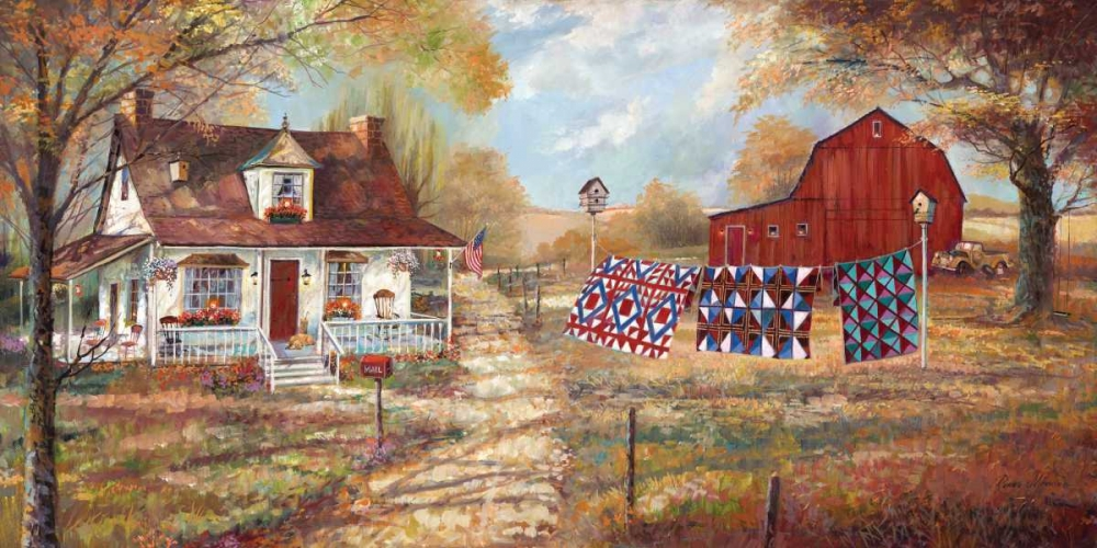 Afternoon Quilting Manning, Ruane 164419