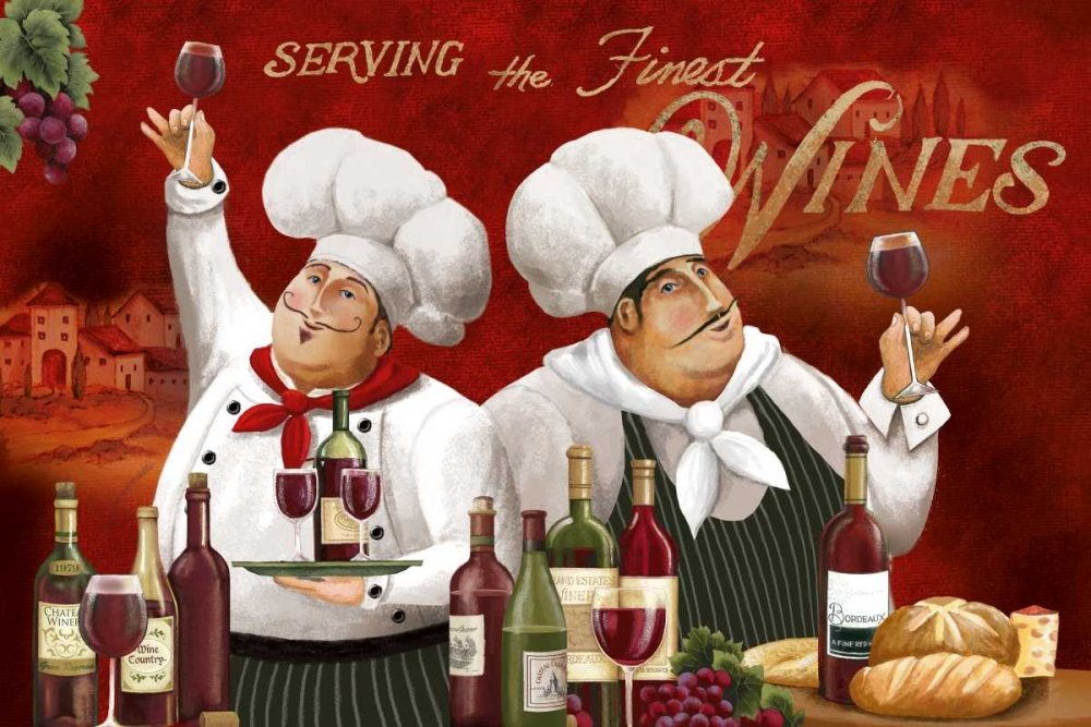Chef Duo Knutsen, Conrad 151115