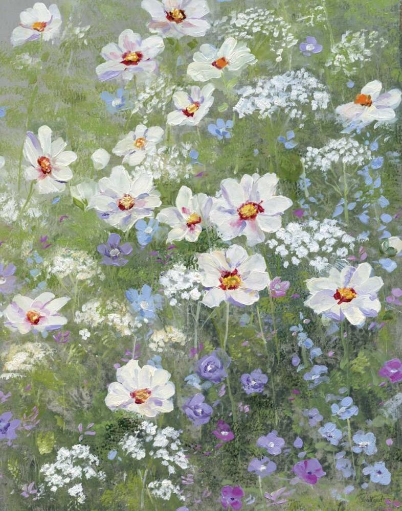 Springtime Flower Swatland, Sally 124473