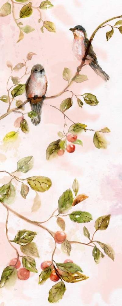 Blushing Birds I Nan 151173