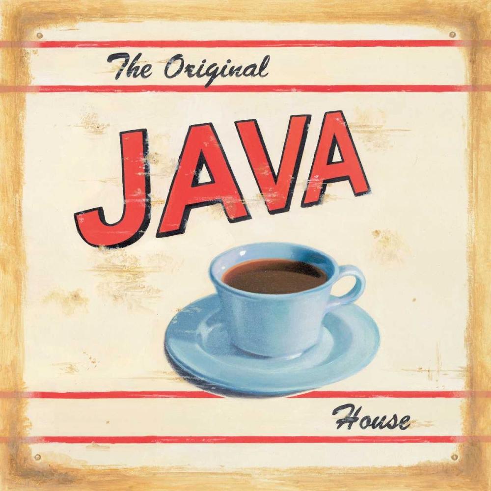 Orig Java House Alderson, Lisa 21662